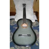 Guitarra Criolla Marca Porteña De Luthier Sotelo