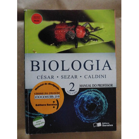 Biologia César Sezar Caldini Vol 2 Do Prof Com Respostas