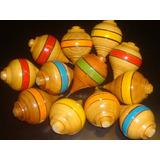 Trompos Madera / Trompos ( Envío Gratis )