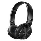 Auricular Estéreo Con Bluetooh Philips Shb3060bk