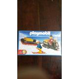 Playmobil Antex Moto De Nieve 1-3694