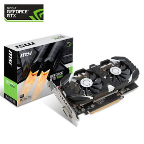 Nvidia Geforce Gtx 1050 Msi Oc 2 Gb