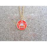 Collar Broche Crystal Star Sailor Moon Serena Usagi