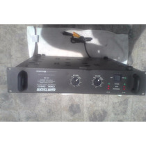 Amplificador Potencia Wattsom Semi Nôvo Dbl 360