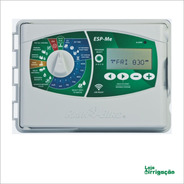 Painel Para Controlador Modular Externo Esp-4me - Entr. Wifi