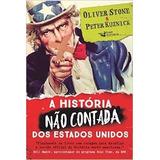 Livro A História Não Contada Dos Estados Unidos - Novo