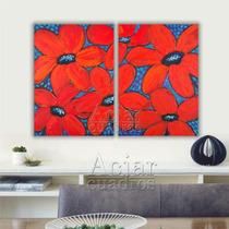 Cuadros Pintados A Mano, Abstractos, Florales, Decorativos