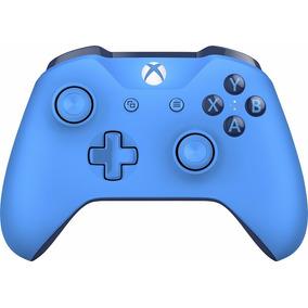 Controle Xbox One Azul Blue Edição Especial - Original Eua