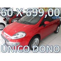 Fiat Punto 1.6 Essence Flex Entrada + 60 X R$ 699,00 Fixas