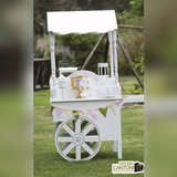Venta Carro Candy Bar-golosinas-evento-kiosco+accesorios