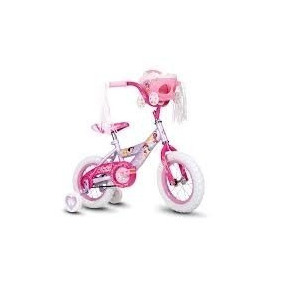 Bicicleta Infantil Huffy Disney Princesas Rodada 12