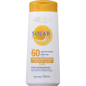 Protector Solar Loreal Expertise Paris Fps 60