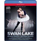 Blu-ray Tchaikovsky Swan Lake Ballet Lago De Los Cisnes Blu
