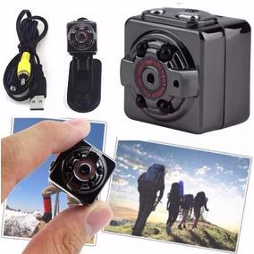Mini Micro Camera Filmadora Hd Espiã Camuflada Dvr Full1080