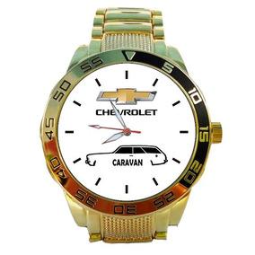 Relógio Personalizado Caravan Pipoka Presentes