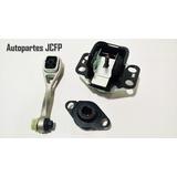 Bases Soportes Motor Y Caja Renault Clio Symbol Kit Bases