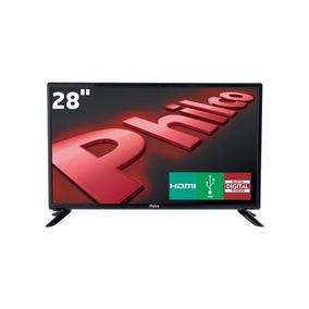 Tv Led 28 Philco Ph28d27d Hd Com Conversor Digital 2 Hdmi