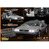Hot Toys Back To The Future Part 1 Delorean Time Machine ...
