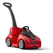Carro Montable De Empuje Correpasillos Step2 Buggy Gt Rojo