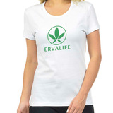 Camiseta Ervalife Feminino