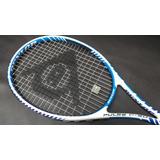 Raqueta Tenis Dunlop Pulse C-30 4 1/4 Usada Sin Detalles