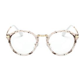 9f62119af Oculos Redondo Masculino Grau Harry Potter - Óculos Branco no ...