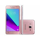 Celular Samsung J2 Prime Rosa-pink Libre -100% Original-