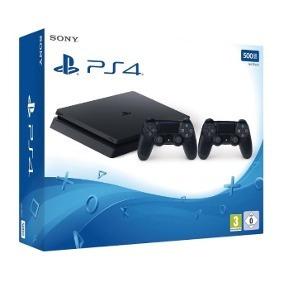 Playstation 4 Ps4 500 Gb + 2 Joystick!!!