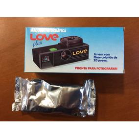 Máquina Fotográfica Love Plus