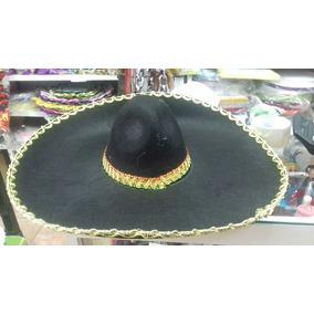 Sombrero De Mexicano Grandote. Cotillon Chirimbolos
