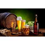 Curso De Cerveja Artesanal Mestre Da Cerveja + Projeto