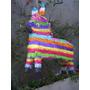 Piñatas Burritos , Unicornios, Caballitos Incluye El Palo