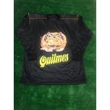 Camiseta Buzo Arquero Chilavert Quilmes 1996 Vélez Sarsfield