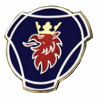 Emblema Scania Galo Capô 113 / 124 1401610