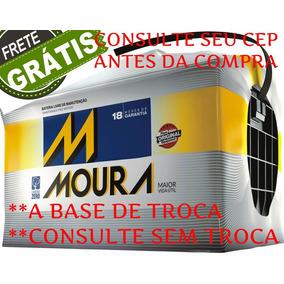 Bateria Automotiva Moura 80ah Amperes Selada Ctroca Original