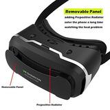 Lentes Versiontech 3d De Realidad Virtual Para Pc
