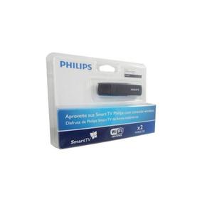 Pta127 Adaptador Wireless Usb P/ Tvs Philips, Wi-fi, Sem Fio