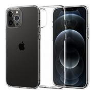 Funda Spigen ® Liquid Crystal iPhone 12 Pro Max