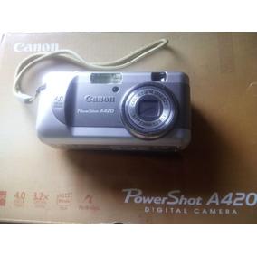 Cámara Digital Canon A420