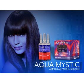 Ampolla Mystic Agua Secado Lizo Instantáneo 10 Unid.