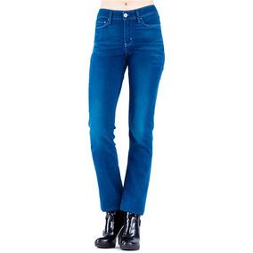 Calça Feminina Jeans Curve Id 470 Levi`s - Elite Blue