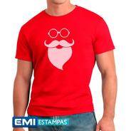 Camisetas  Feliz Natal Papai Noel  2394