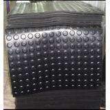Piso Borracha Moeda 50x50 Cm Fabricante Kit C/ 20 Placas 5m2