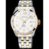 Relógio Technos 2315gd/5b 2315gd 5b Aço Folhado Ouro Golf