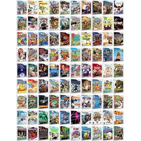 Lote 10 Jogos Wii A Escolha