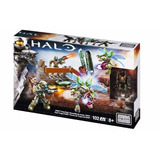 Halo Mega Bloks Pack De Tropas 102 Pcs