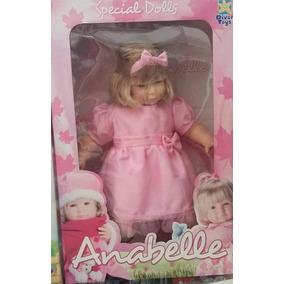 Boneca Anabelle