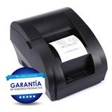 Impresora Termica Pos Usb Y Rj11 Para Rollo 58mm / Impowick