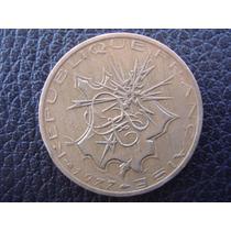 Francia - Moneda De 10 Francos, Año 1977 - Muy Bueno