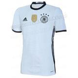 Excelente Camiseta De Alemania Titular !!!